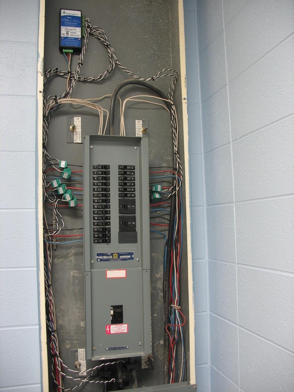 Kansas State University Power Usage Monitoring
